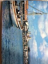 H1e Postcard Unused Undated Cyprus Limassol Sea Front