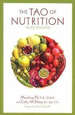 Tao of Nutrition (3rd Ed) by Maoshing Ni (2009, Paperback)
