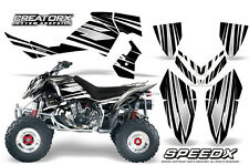 POLARIS OUTLAW 450 500 525 2006-2008 GRAPHICS KIT CREATORX DECALS SPEEDX WB