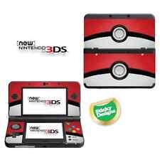 Pokémon pokeball vinyle peau sticker pour la nouvelle Nintendo 3DS (avec c stick)