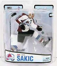 Joe Sakic Colorado Avalanche NHL McFarlane Action Figure NIB 18 Avs Hockey