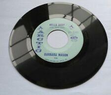 Barbara Mason 45 - Hello Baby / Poor Girl in Trouble - Arctic 126 M-