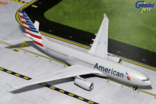GEMINI JETS AMERICAN AIRLINES  A330-200 1:200 DIE-CAST MODEL AIRPLANE G2AAL630