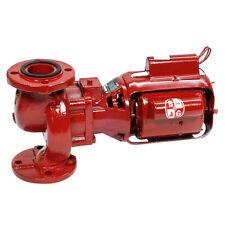"""Bell & Gossett 2NFI Cast Iron Booster Pump with 2"""" Flange, 1/6 HP At 115 volt"""
