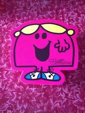 Mr Men Little Miss Chatterbox Trinket Jewelry Gift Box Collectible New RARE