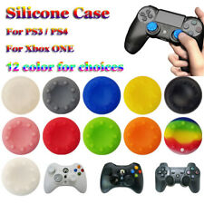 20pc Controller Joystick Silicone Case Grips Cover Caps for PS3 PS4 XBOX ONE 360