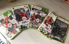 Lote 5 Juegos Xbox 360 Bioshock Fifa 13 Nhl 13 Etc