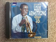 Louis Armstrong - Satchmo in the 40's.