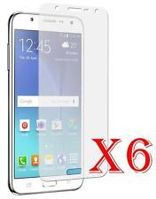6 PZ PELLICOLA PROTEZIONE Samsung Galaxy j5 (2016) PELLICOLE PROTEGGI SCHERMO