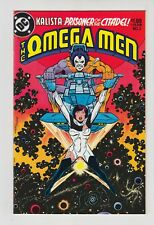 OMEGA MAN #3 NM/NM+ UNREAD COPY. 1983 DC. 1st LOBO APPEARANCE!!!
