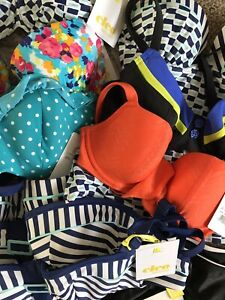WHOLESALE LOT ASSORTED SWIMWEAR PANACHE ALL TAGGED LOVELY STYLESMIXED SIZES