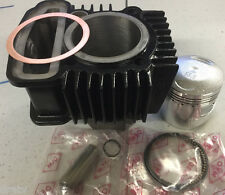 (BORING) YOUR CYLINDER TO BIG BORE CT90 ATC90 W/PISTON KIT ST90 S CL90 CM91 **