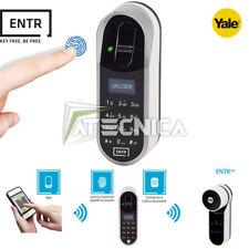 Clavier à empreinte digitale YALE KEYPAD wireless pour serrure ENTR fingerprint