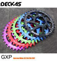 DECKAS MTB Bike 32-38t Chainring GXP Narrow Wide for SRAM XX1 XO1 X1 GXP XO X9