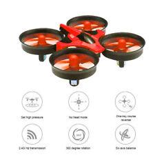 Nh010 2.4g 6-axis Gyro 360° Turn Over Mini RC Quadcopter Drone One Key Return