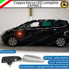 PLACCHETTE A LED FRECCE LATERALI 30 LED SPECIFICHE OPEL ZAFIRA C CANBUS NO ERROR