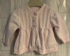 Girls Age 0-3 Months - Pink Pretty Cardigan