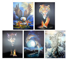 NEW 3D Pictures/Posters Lenticular Art Picture Print Wall Decor Image