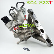 New F23T K04 Turbocharger For Seat Leon Toledo / Audi A3 TT 2,0 TFSI BPY BWA