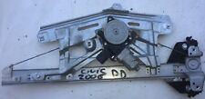 ELEVALUNAS DELANTERO DERECHO HONDA CIVIC 5 AÑO 2007
