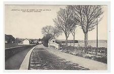 Jersey postcard - La Haule and Railway Station (A1)