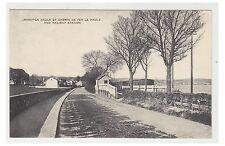 Jersey postcard - La Haule and Railway Station