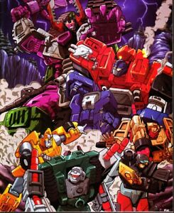Dreamwave Productions Transformers Armada Issue No 07 Pt 2 Of 2 Cover A Jan 2003
