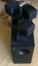 Casse stereo e subwoofer modello BOSE Acoustimass 7 Home theater speaker system