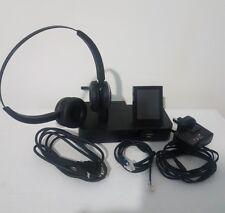 Black Single Earpiece Computer Headsets for sale | eBay
