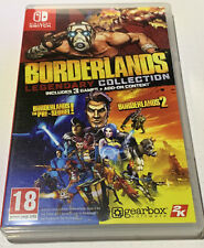 Borderlands Legendary Collection Nintendo Switch game (DLC used)