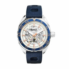 Fossil ME3124 Special Edition BREAKER REVEAL Sport Automatic Skeleton Watch Mens