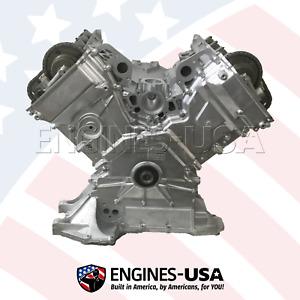 Jaguar S-Type 4.0L Remanufactured Engine No Valve Cover 1999-2002