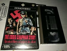 VHS - THE EDDIE CHAPMAN STORY di Terence Young [DOMOVIDEO]