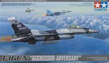 Tamiya 1/48 F-16C/N Aggressor Adversary TAM61106