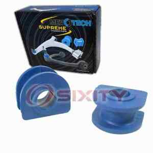 Mevotech Supreme Rear To Frame Stabilizer Bar Bushing Kit for 2003-2017 ff