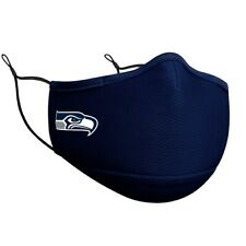 Adult Seattle Seahawks NFL Football New Era TC On-Field Adjustable Face Covering