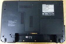 Case Bottom w/Covers Toshiba Satellite L645D-S4056 3CTE2BA0I70              #209