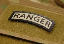 Infrared Rangers Tab 75th Ranger Regiment Sua Sponte IR