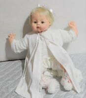 "18"" Madame Alexander Kitten doll crier new stuffing original tagged Robe diaper"