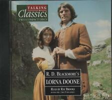 LORNA DOONE by R. D. Blackmore ~ Two-CD Audiobook (Talking Classics)