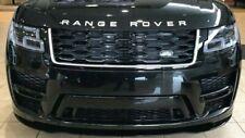 Range Rover OEM L405 2018+ SVO Design Pack Body Kit Front, Rear, Sides, & Tips