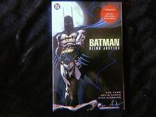 Batman Blind Justice TPB Original OOP Rare Simonson Cover DC Graphic Novel