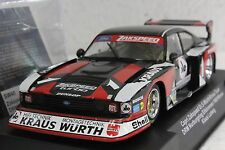 SIDEWAYS SW48 FORD CAPRI ZAKSPEED DRM 1980 NURBURGRING NEW 1/32 SLOT CAR