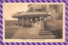 CPA 88 - VITTEL - Postal- La terraza del Club de Golf