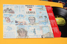 JOHN LENNON BEATLES LP SHAVED FISH ORIG UK SOLO COPERTINA EX, SENZA DISCO
