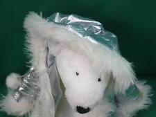 Silver Reflective Ski Jacket White Furry Polar Bear Bath And Body Works Plush