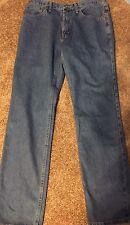 NWT Urban Pipeline Men's Regular Fit 33 X 32 Dirty Blue Wash Denim Jeans NEW
