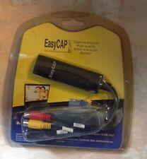Easycap DC60 USB Audio Video VHS to DVD Recorder Converter
