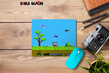 Duck Hunt Mouse Pad Non-Slip Computer Gaming Laptop PC Nintendo Zapper New