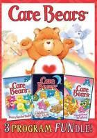 Care Bears: 3 Program Fundle (DVD, 1 Disc, 2014)
